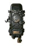 Vecchio telefono Fotografie Stock