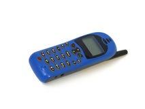 Vecchio telefono delle cellule Fotografia Stock Libera da Diritti
