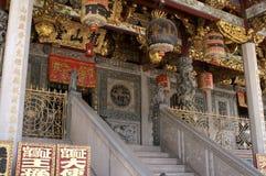 Vecchio tempiale cinese immagini stock libere da diritti