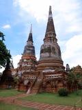 Vecchio tempio Fotografia Stock Libera da Diritti