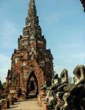 Vecchio tempio Fotografia Stock