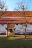 Vecchio tempio in Ayuddhaya Immagine Stock