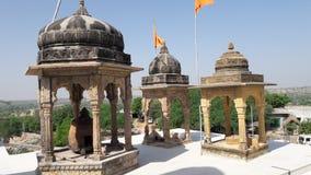 Vecchio tempio indiano Fotografia Stock Libera da Diritti