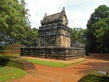 Vecchio tempio nello Sri Lanka Fotografie Stock Libere da Diritti