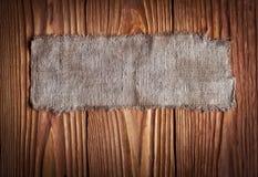 Vecchio tessuto Fotografia Stock