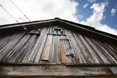 Vecchio tetto Immagine Stock