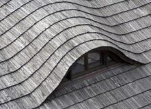 Vecchio tetto Fotografia Stock Libera da Diritti