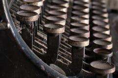 Vecchio tipewriter Fotografia Stock Libera da Diritti