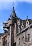 Vecchio Tolbooth, miglio reale, Cannongate, Edinburgh, S Immagine Stock