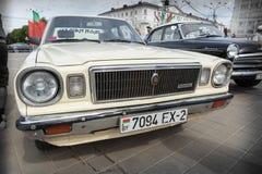 Vecchio Toyota bianco Immagine Stock Libera da Diritti