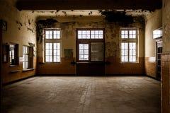 Vecchio Trainstation Immagini Stock Libere da Diritti