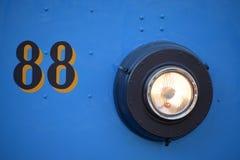 Vecchio tram 88 Fotografia Stock Libera da Diritti