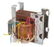 Vecchio trasformatore immagini stock libere da diritti