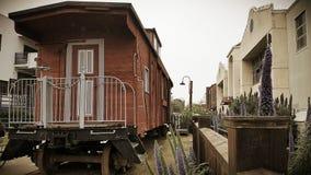 Vecchio treno Immagini Stock Libere da Diritti