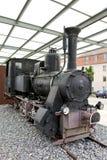 Vecchio treno del vapore Fotografie Stock