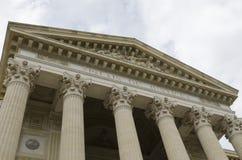 Vecchio tribunale Fotografia Stock Libera da Diritti