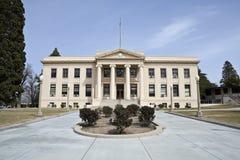 Vecchio tribunale della contea fotografia stock libera da diritti