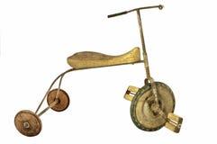 Vecchio triciclo Fotografie Stock Libere da Diritti