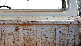 Vecchio truckbed Fotografia Stock Libera da Diritti