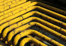 Vecchio tubo Immagine Stock