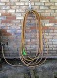 Vecchio tubo flessibile Immagine Stock Libera da Diritti