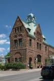 Vecchio ufficio postale, Almonte Ontario Canada Fotografia Stock