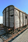 Vecchio vagone Fotografie Stock