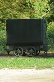 Vecchio vagone di estrazione mineraria Fotografie Stock