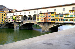 Vecchio van Ponte Stock Fotografie