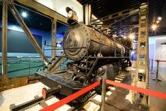 Vecchio vapore russo Immagini Stock Libere da Diritti