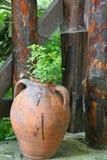 Vecchio vaso Immagini Stock Libere da Diritti