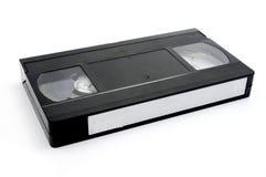 Vecchio vassoio di VHS immagini stock libere da diritti