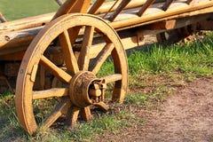 vecchio veicolo Fotografia Stock