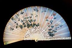 Vecchio ventilatore fotografia stock