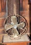 Vecchio ventilatore Fotografia Stock Libera da Diritti