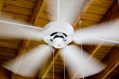 Vecchio ventilatore di soffitto Immagini Stock Libere da Diritti