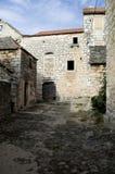 Vecchio villaggio 3 Fotografia Stock Libera da Diritti