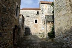 Vecchio villaggio 1 Immagine Stock