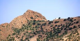 Vecchio villaggio nel Marocco Immagini Stock