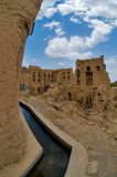 Vecchio villaggio Omani fotografia stock libera da diritti