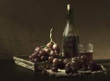 Vecchio vino Fotografia Stock Libera da Diritti