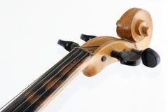 Vecchio violino Fotografie Stock