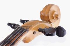 Vecchio violino Immagini Stock Libere da Diritti