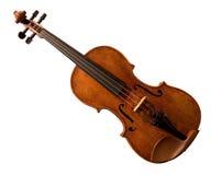 Vecchio violino Immagine Stock