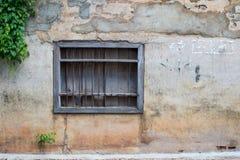 Vecchio Windows Immagini Stock Libere da Diritti