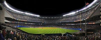 Vecchio Yankee Stadium Fotografia Stock