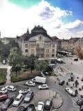 Vechi Timisoara di Centrul fotografia stock