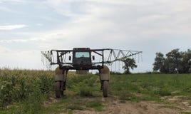 vechile的农业 免版税库存图片