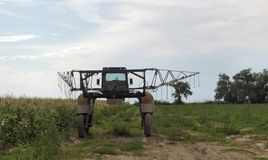 Vechile Landbouw Royalty-vrije Stock Afbeeldingen