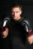 Vechter MMA stock foto
